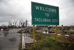 welcome-tacloban yolanda
