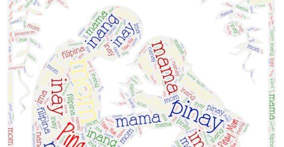 pinay mom and child